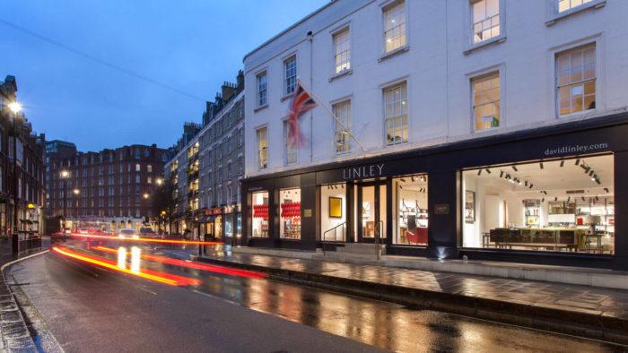 Linley showroom, Pimlico