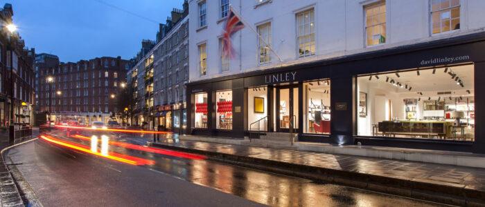 David Linley, London