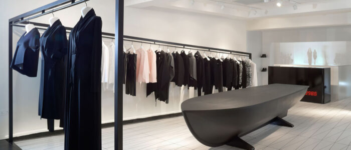 hussein chalayan store