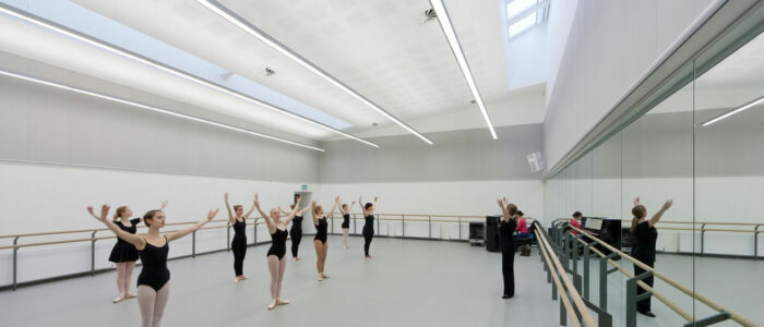 royal Scottish music + drama dance studio