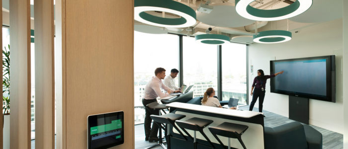 Deloitte – 1 New Street London