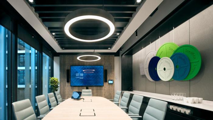 Deloitte – 1 New Street London