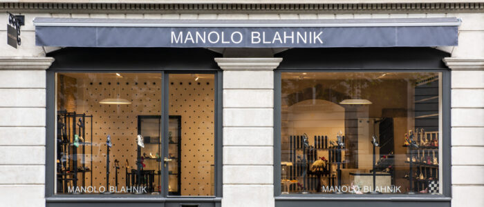 Manolo Blahnik- Geneva